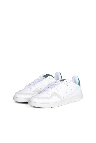 "Supercourt ""White/Green"""