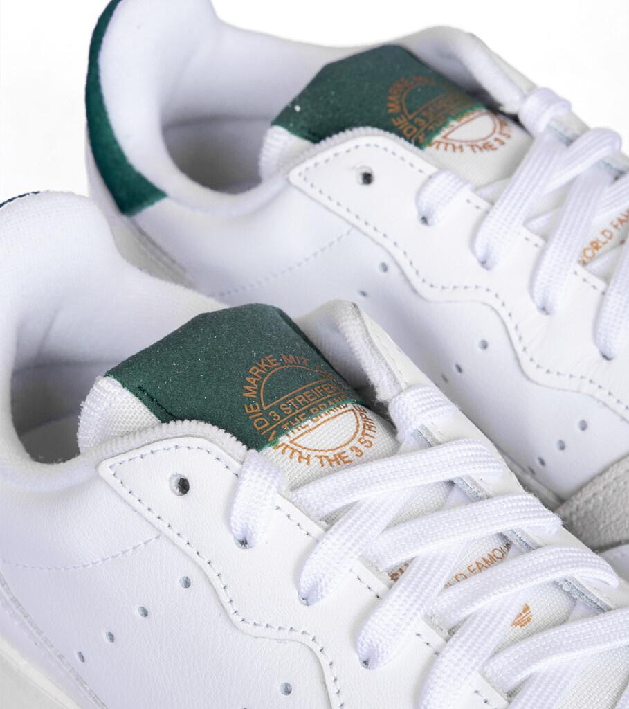 """Supercourt """"White/Green""""-5"""