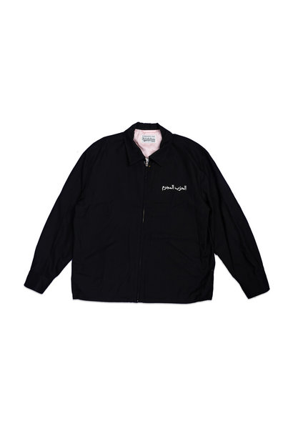 "Vietnam Workers Jacket x Tim Lehi ""Black"""