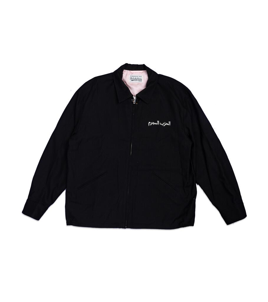"""Vietnam Workers Jacket x Tim Lehi """"Black""""-1"""