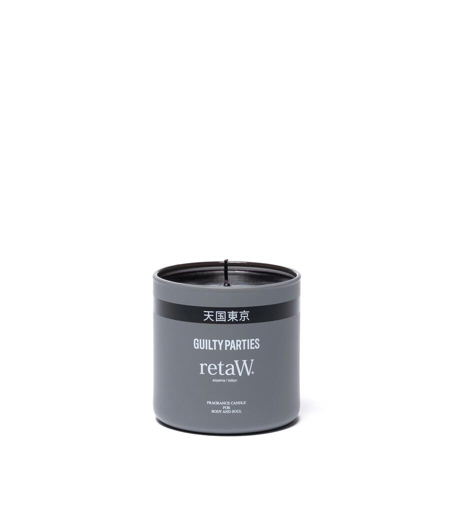 """retaW Fragrance Candle """"Grey""""-1"""