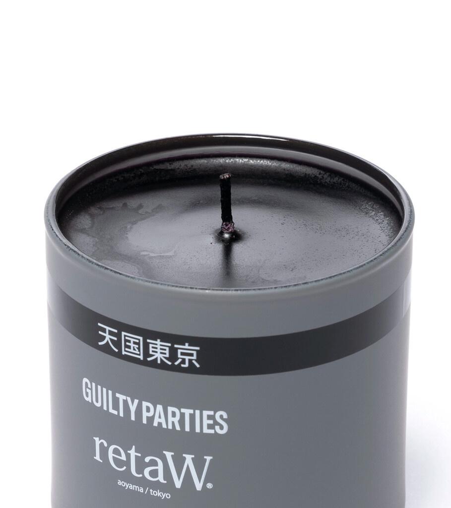 """retaW Fragrance Candle """"Grey""""-2"""