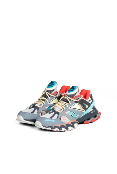 "DMX Trail Shadow ""Cold Grey/Rustic Clay"""