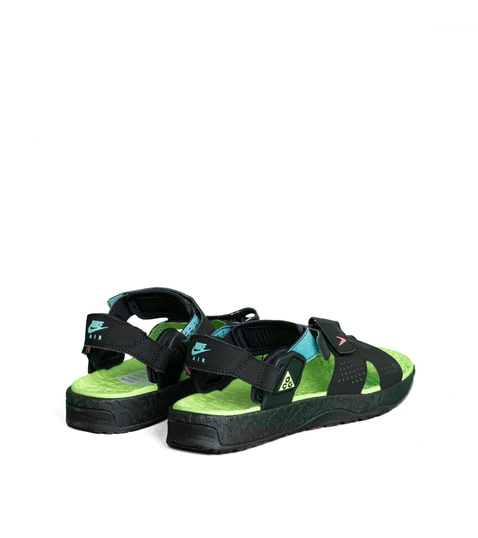 """ACG Deschutz Sandal """"Black/Green""""-2"""