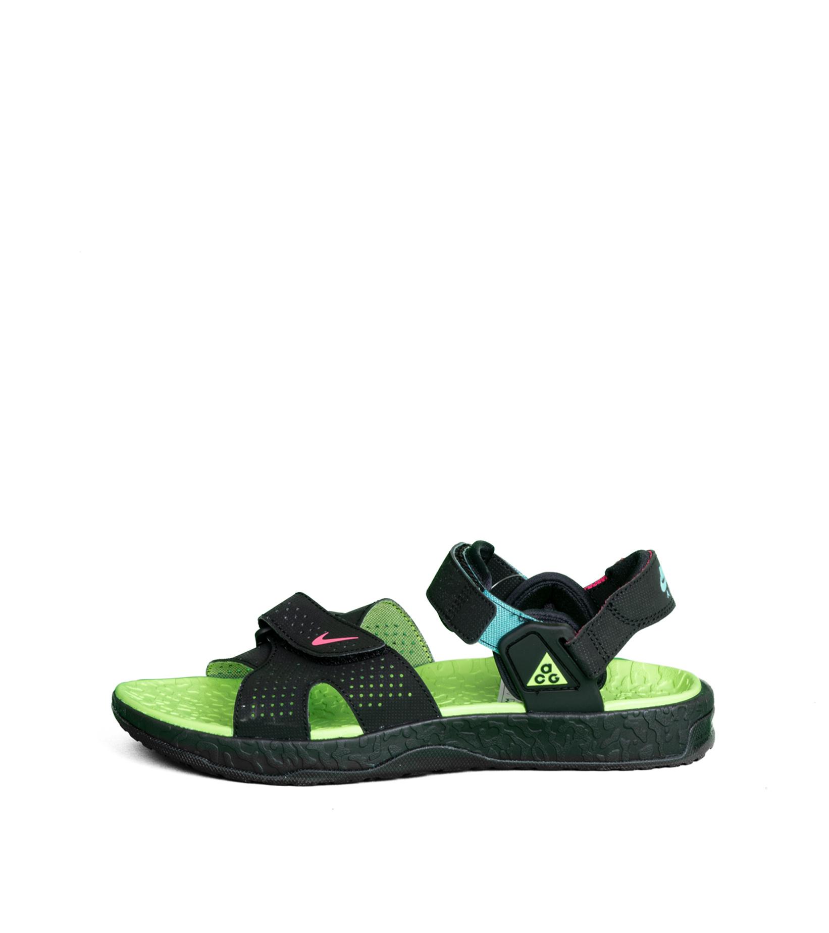 """ACG Deschutz Sandal """"Black/Green""""-3"""