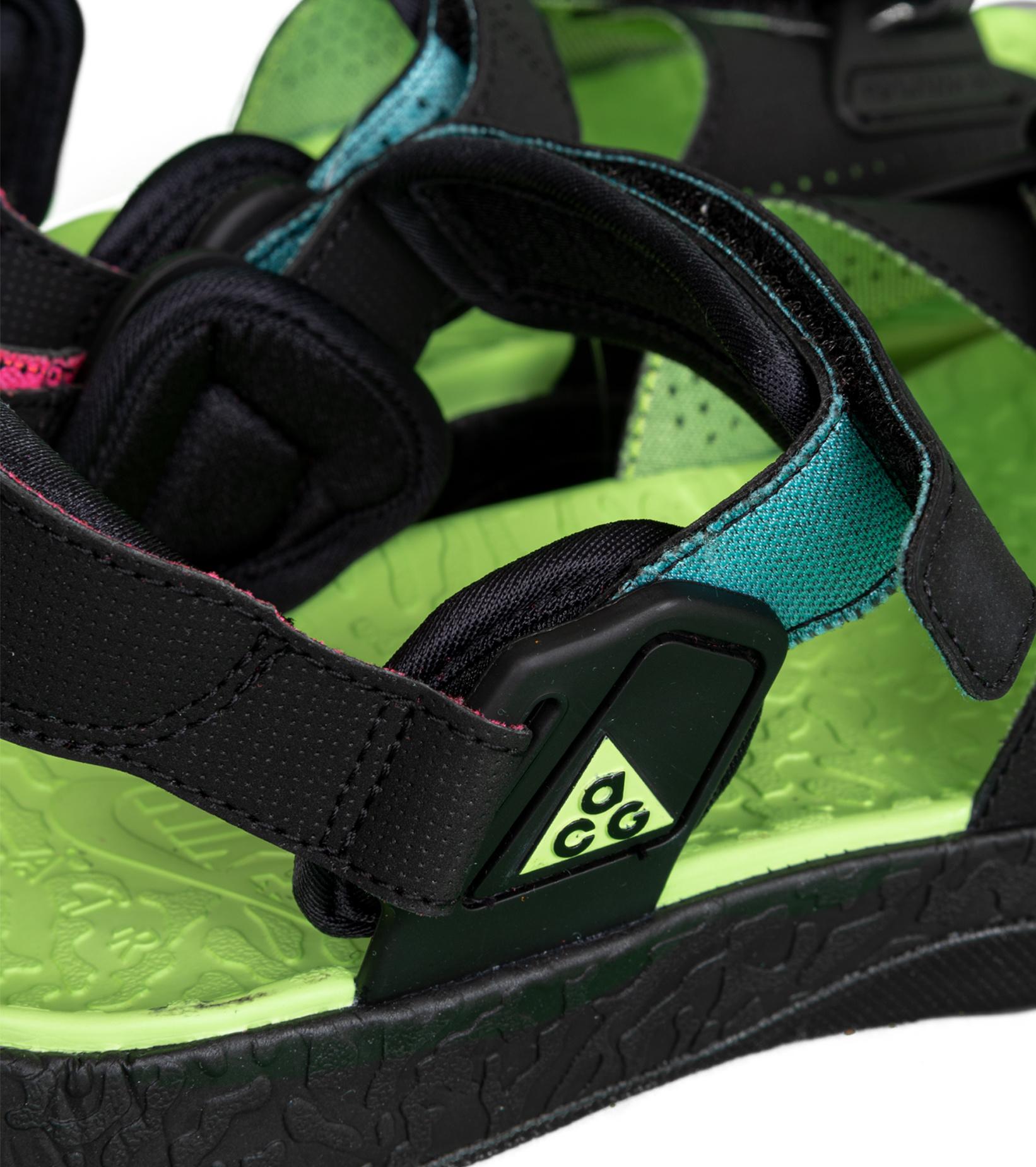 """ACG Deschutz Sandal """"Black/Green""""-5"""