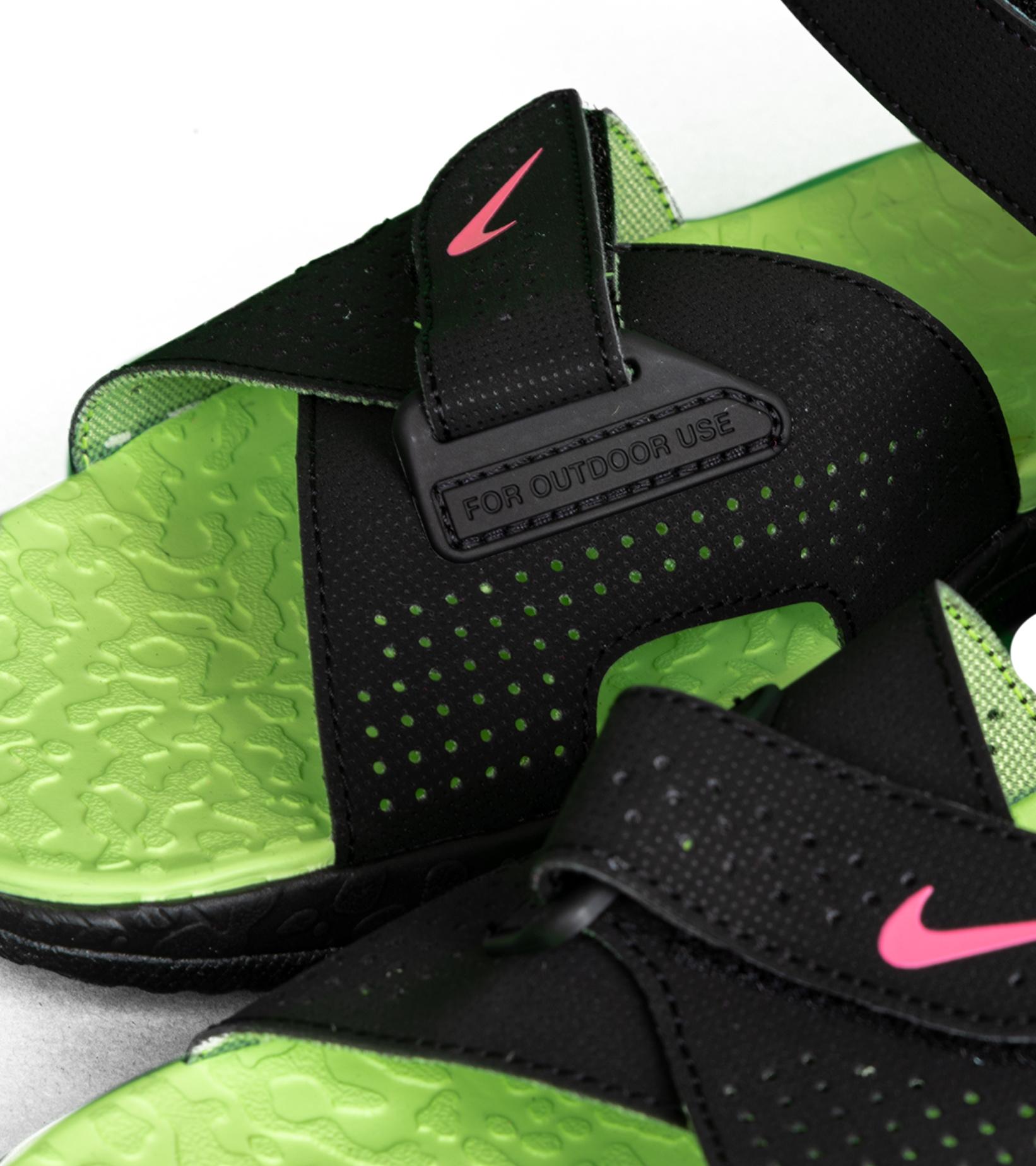"""ACG Deschutz Sandal """"Black/Green""""-6"""