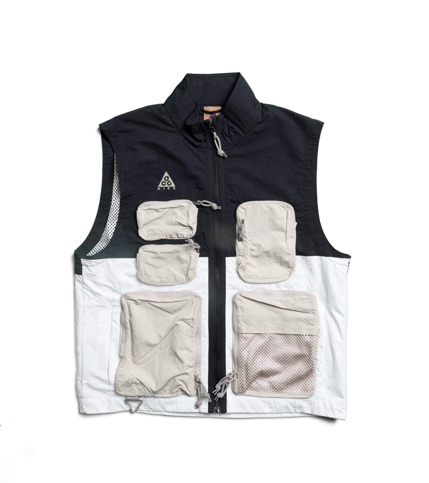 "ACG Paclite Vest ""Black/String""-1"