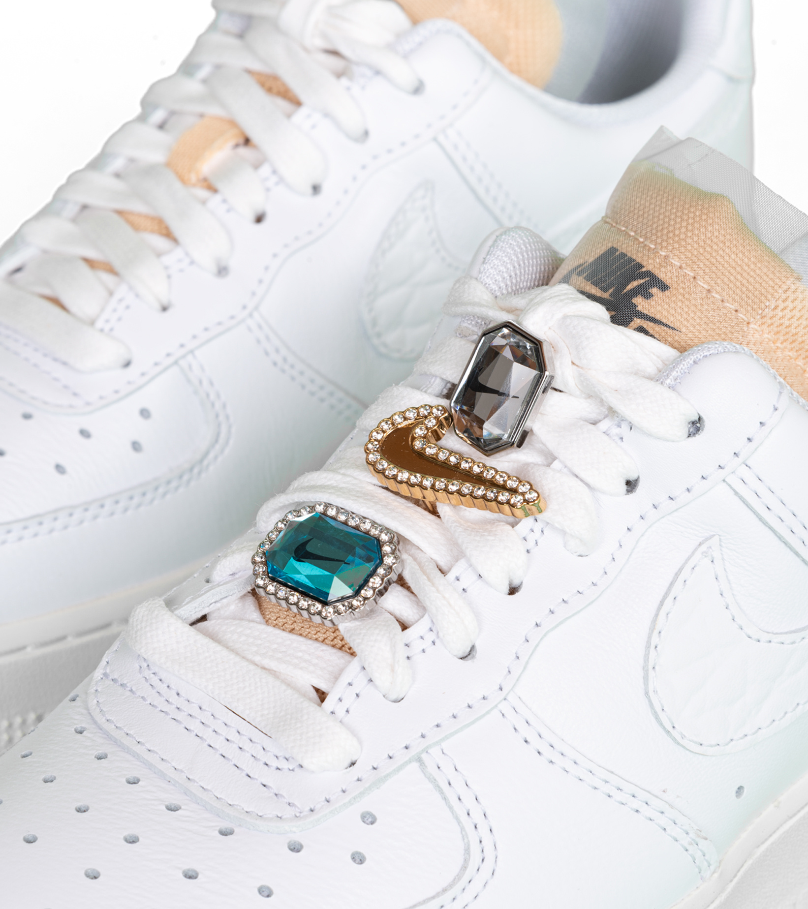 "Air Force 1 '07 LX ""Bling""-5"