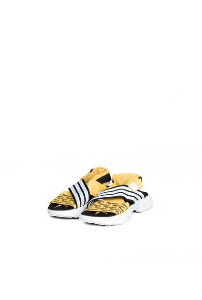 """Magmur Sandal W x Fiorucci """"Yellow/White"""""""
