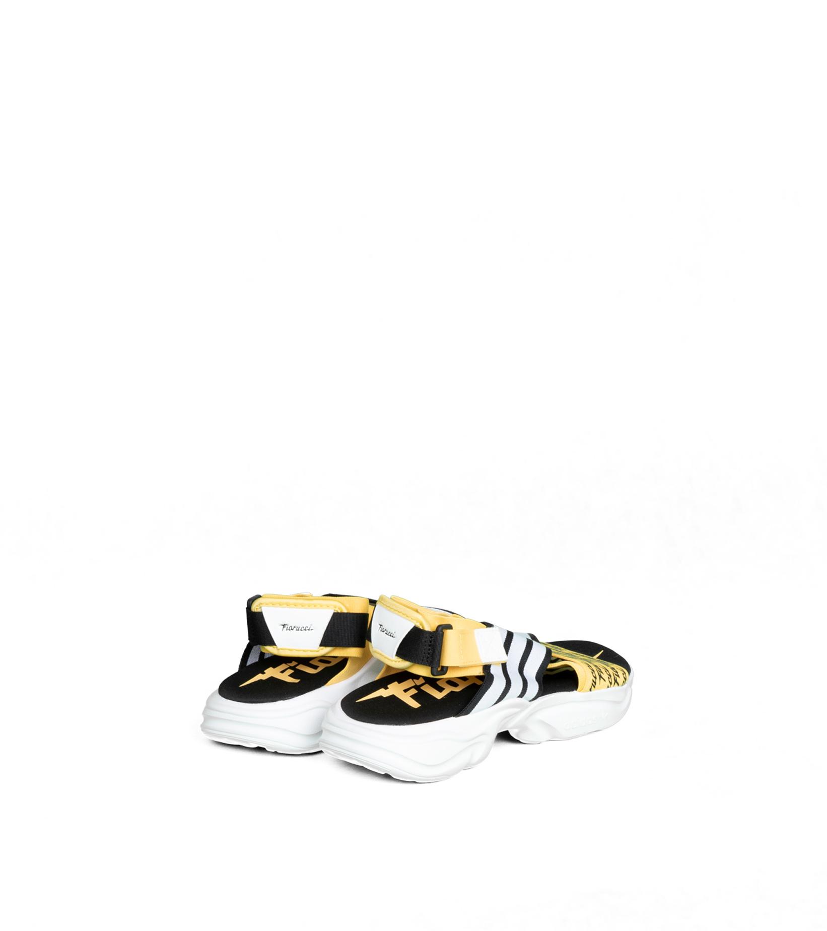 """Magmur Sandal W x Fiorucci """"Yellow/White""""-2"""