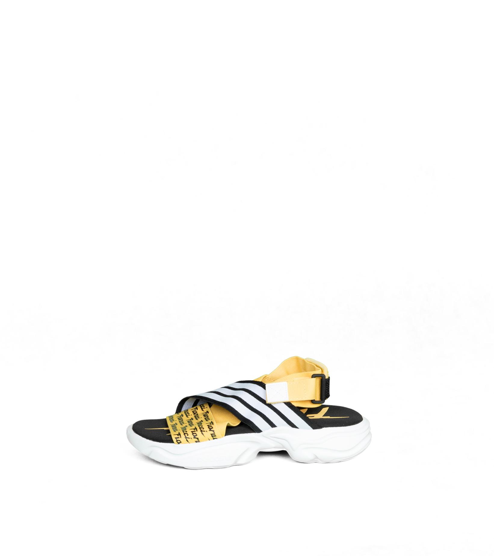 """Magmur Sandal W x Fiorucci """"Yellow/White""""-3"""