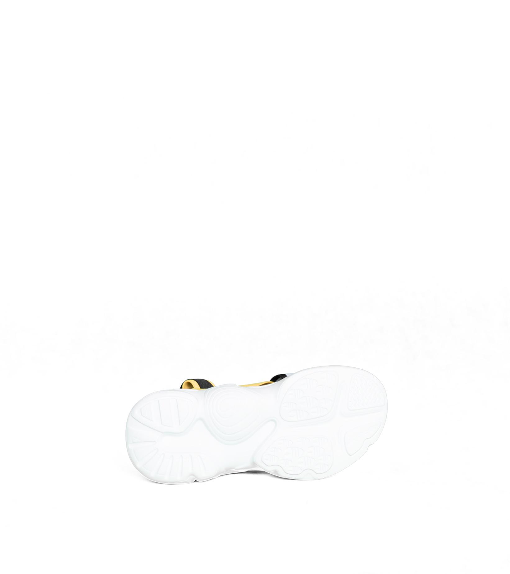 """Magmur Sandal W x Fiorucci """"Yellow/White""""-4"""
