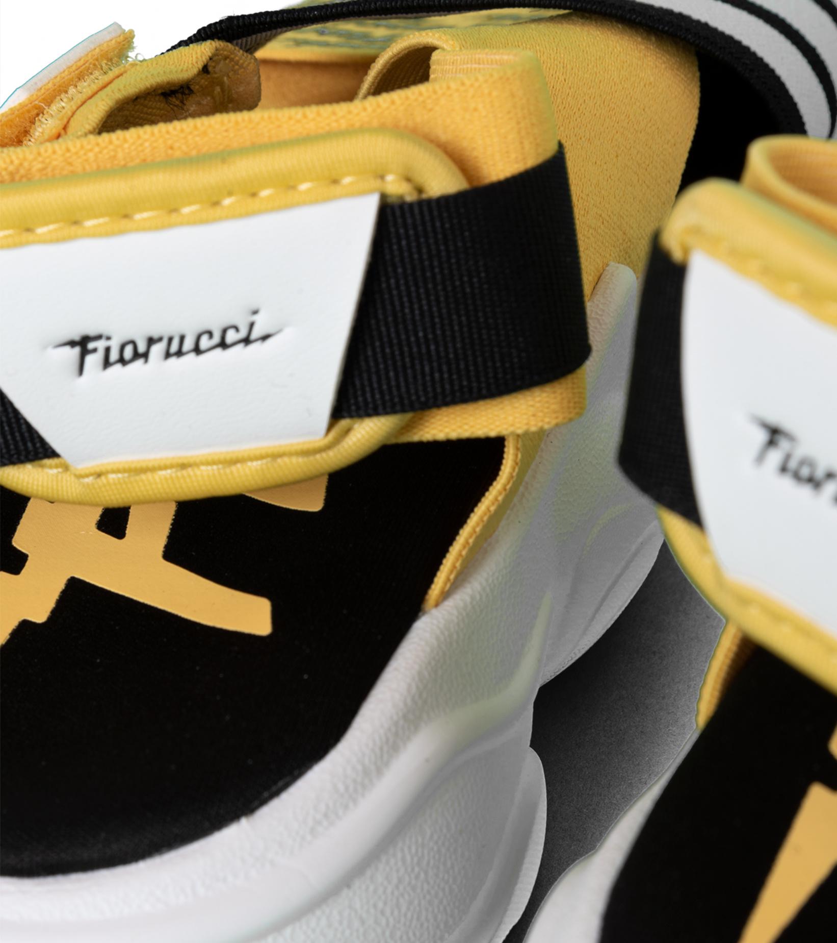 """Magmur Sandal W x Fiorucci """"Yellow/White""""-6"""