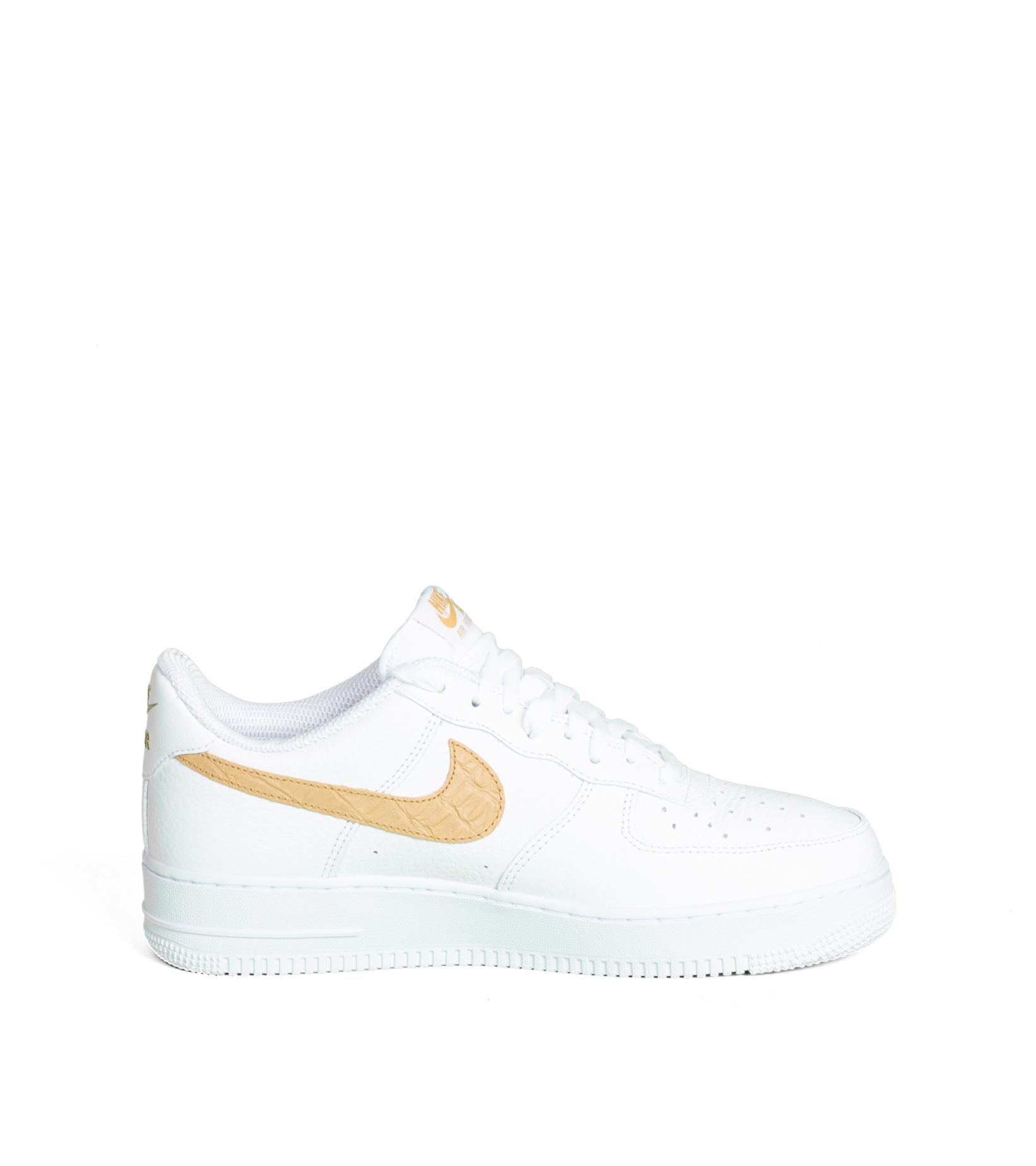 """Air Force 1 LV8 """"White/Club Gold""""-4"""