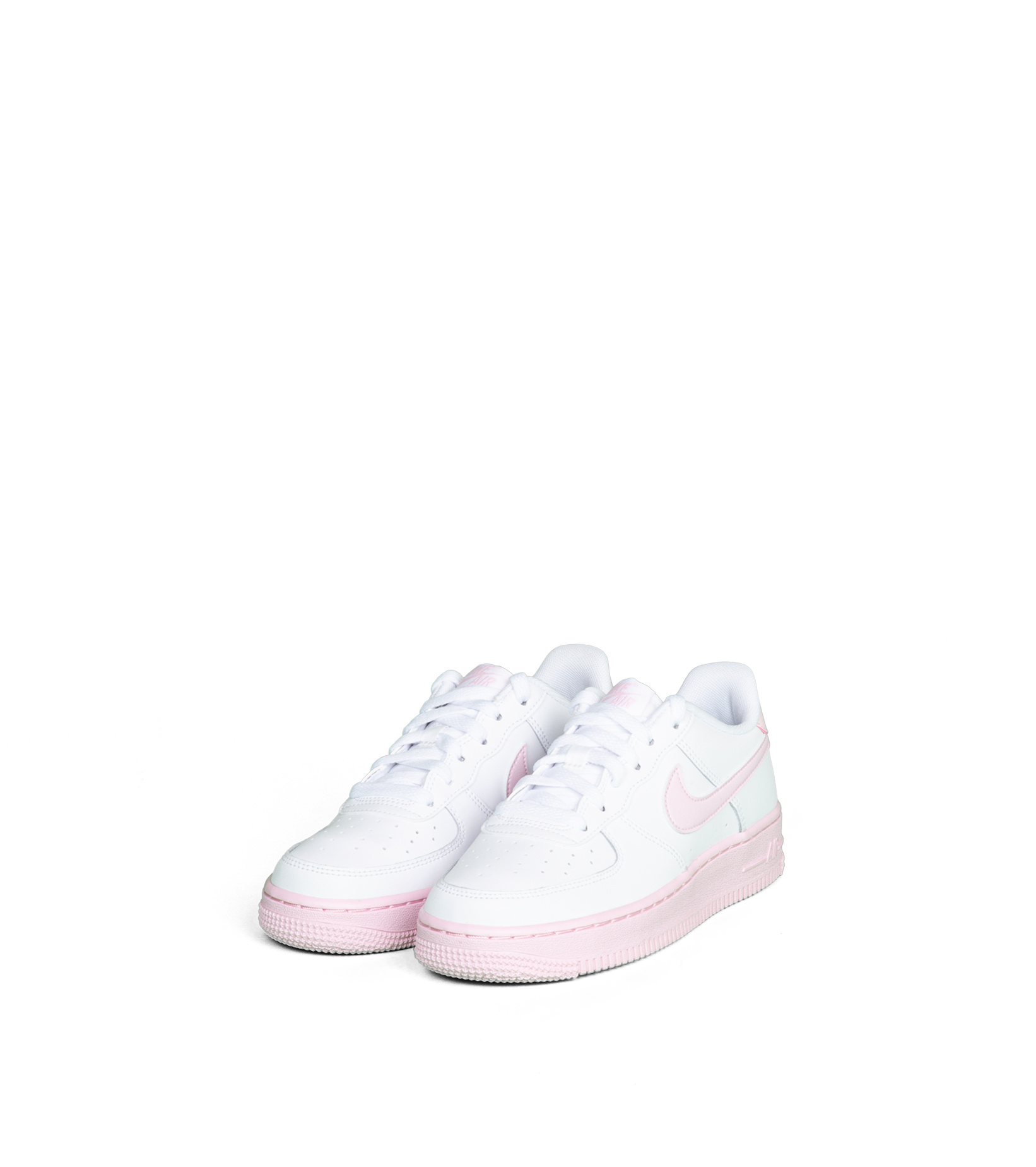 "Air Force 1 (GS) ""White/Pink Foam""-1"