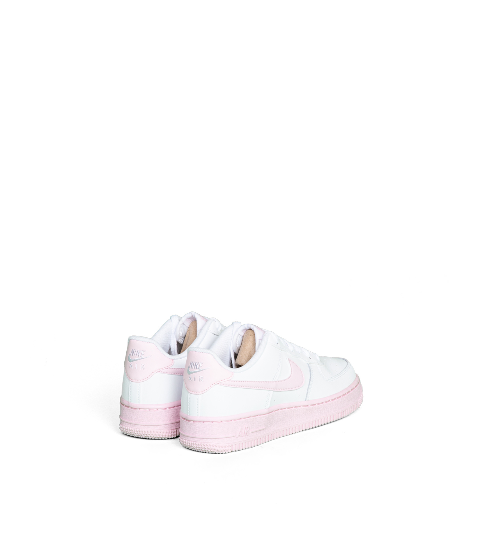 "Air Force 1 (GS) ""White/Pink Foam""-2"