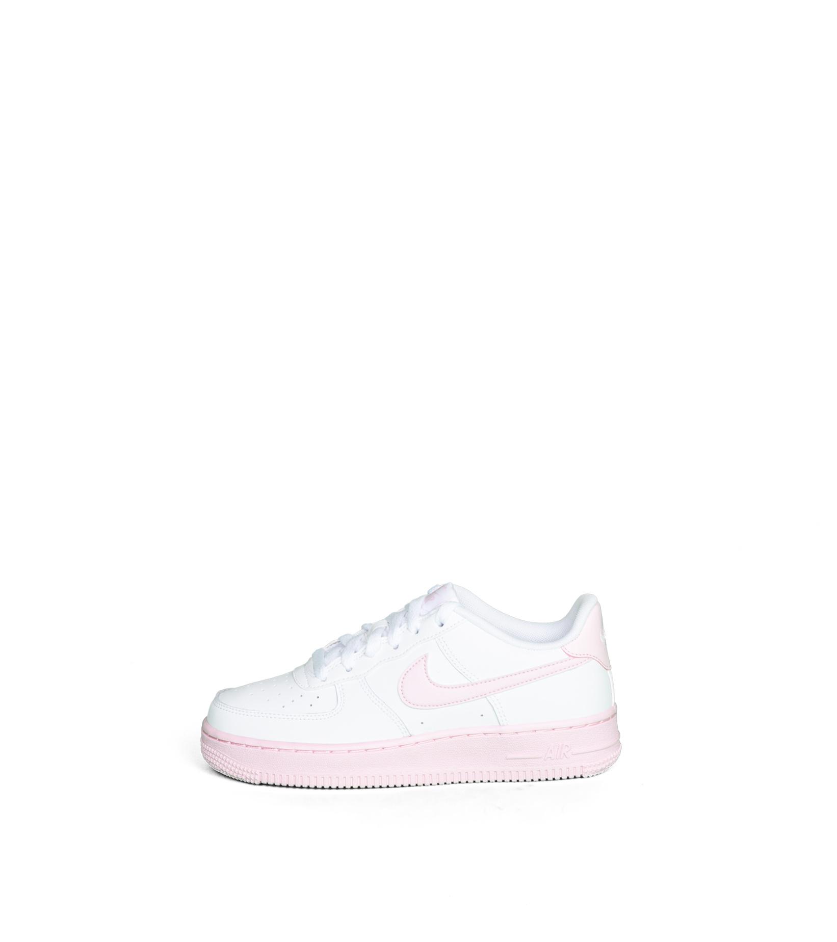"Air Force 1 (GS) ""White/Pink Foam""-3"