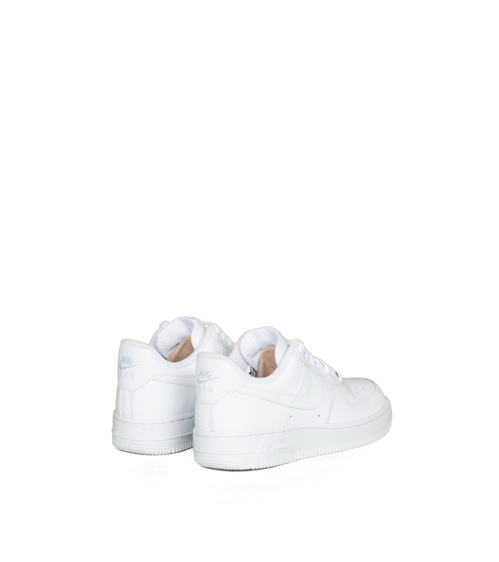 """W Air Force 1 Low '07 """"White""""-2"""
