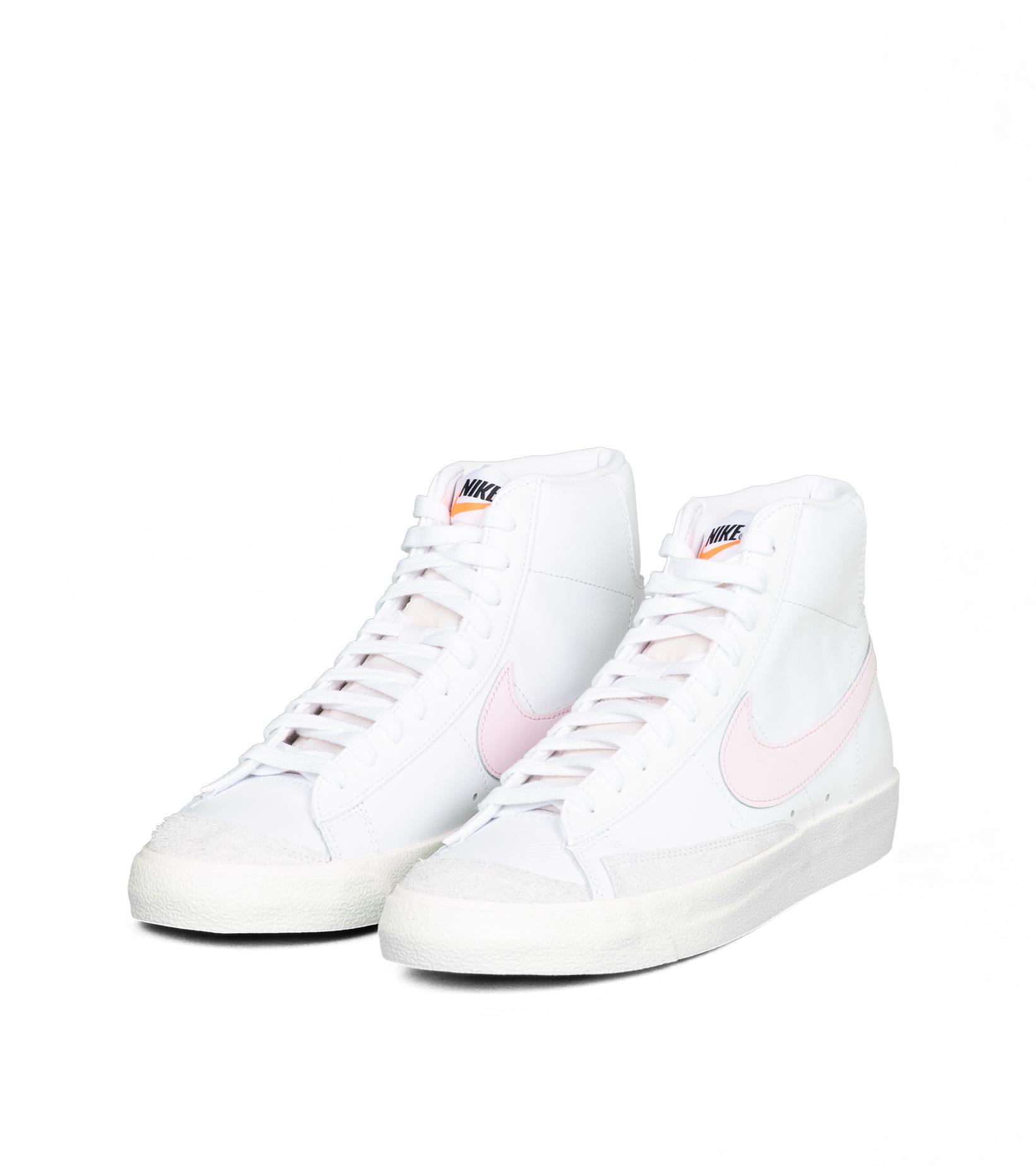 """Blazer Mid '77 Vintage """"White /Pink Foam""""-1"""