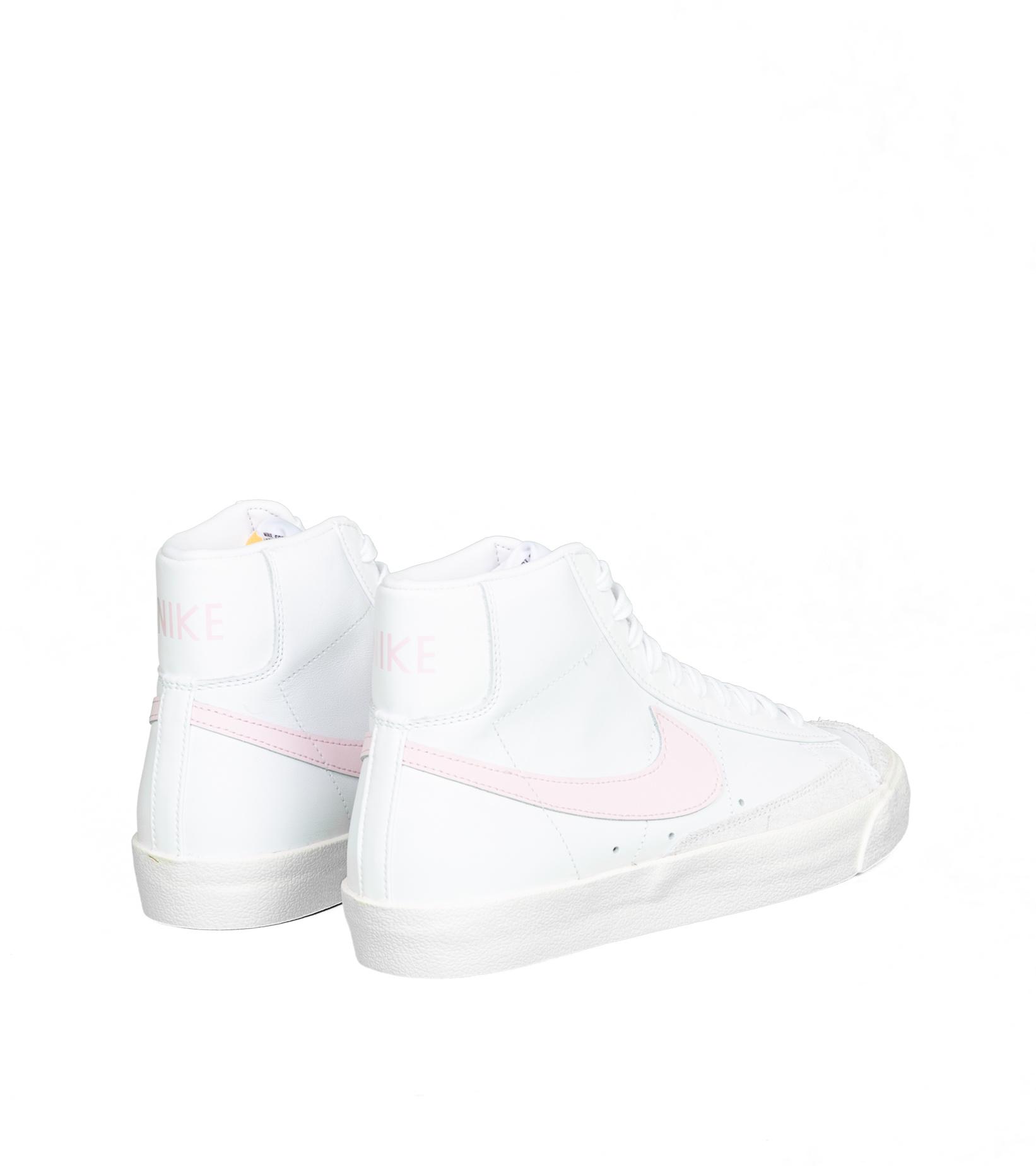 """Blazer Mid '77 Vintage """"White /Pink Foam""""-2"""