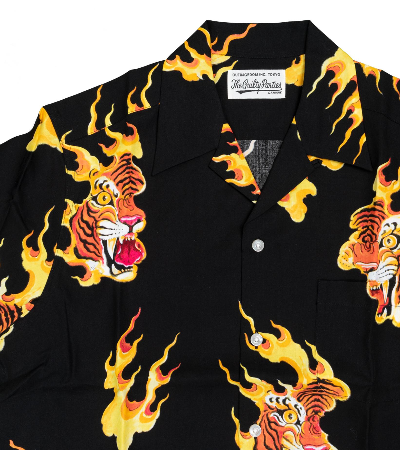 "Hawaiian Tiger Shirt x Tim Lehi ""Black""-3"