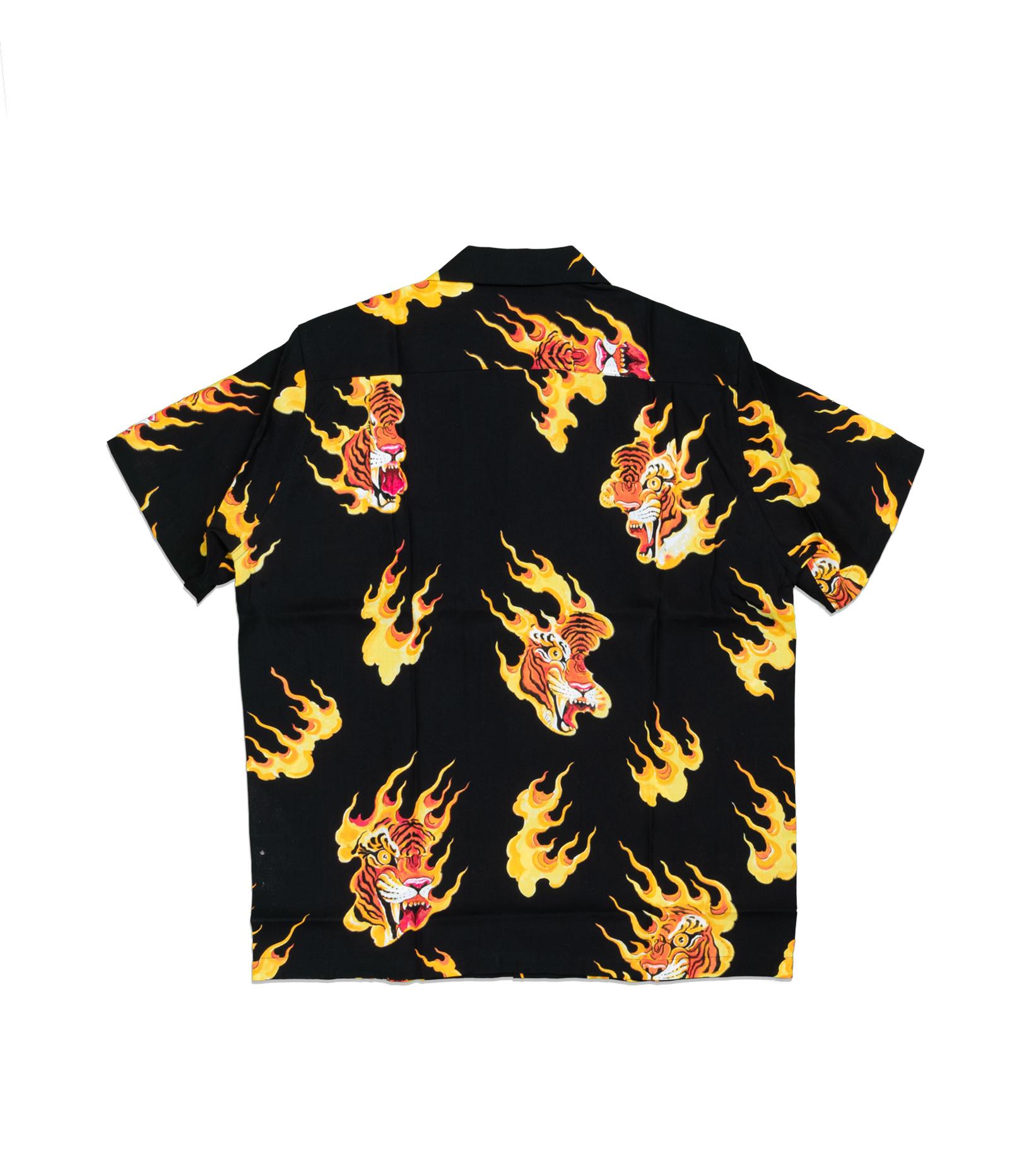 "Hawaiian Tiger Shirt x Tim Lehi ""Black""-4"