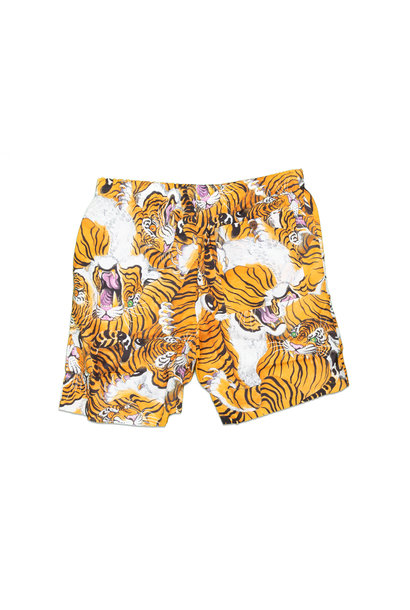 "Hawaiian Tiger Shorts x Tim Lehi ""Yellow"""