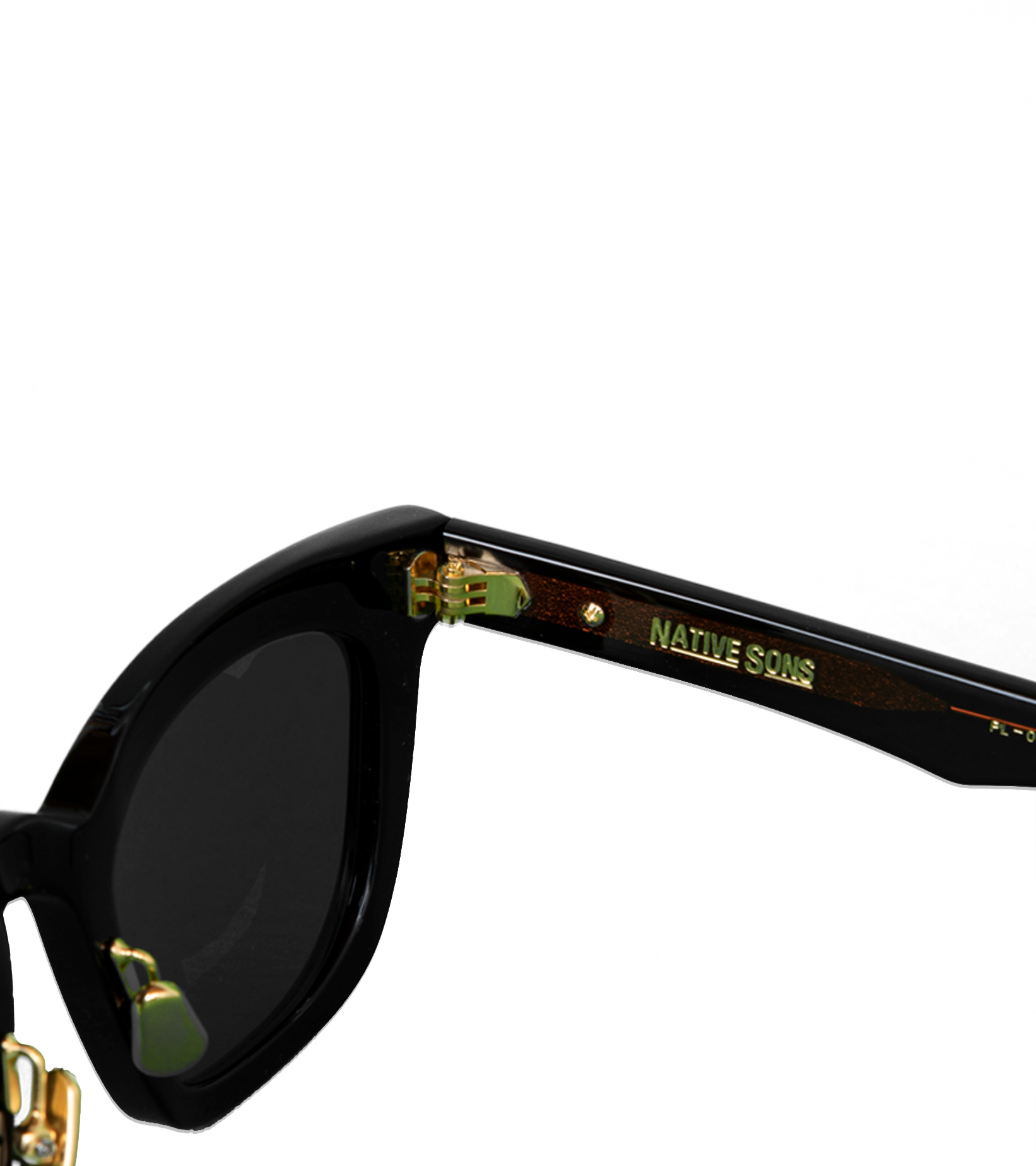 "Glasses x Native Sons ""Black""-3"