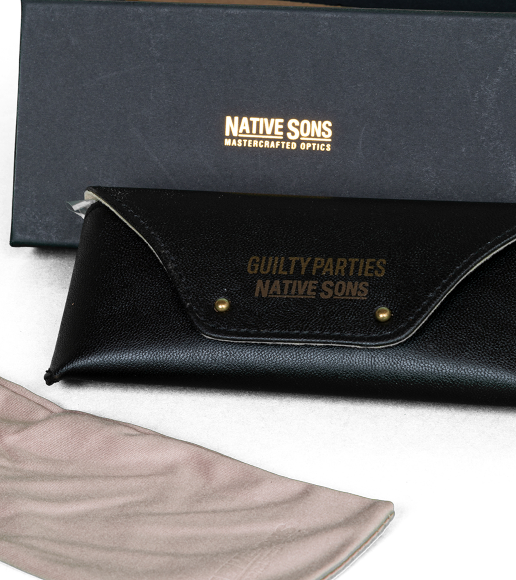 "Glasses x Native Sons ""Black""-5"
