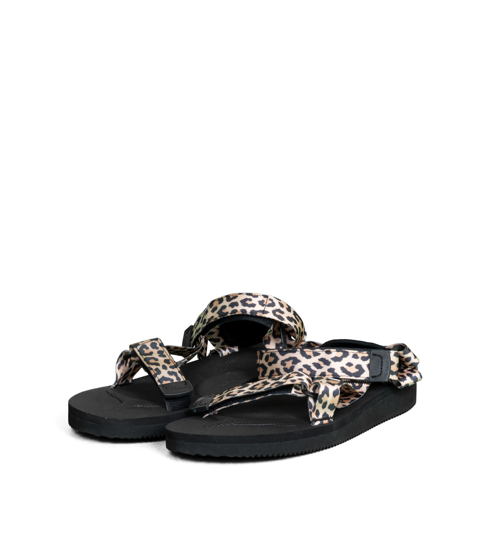 "Depa Cab Beach Sandal x Wacko Maria ""Leopard""-1"