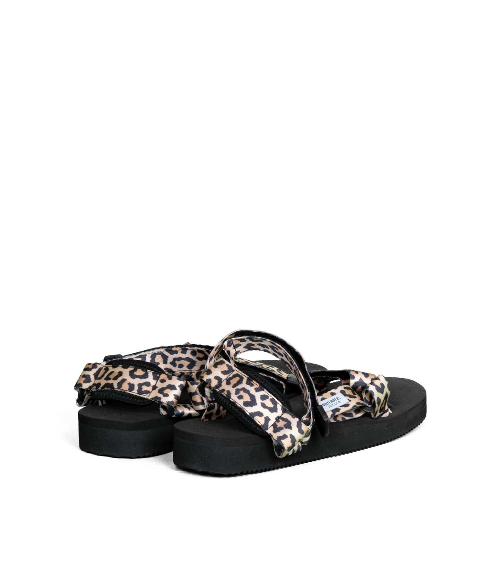 "Depa Cab Beach Sandal x Wacko Maria ""Leopard""-2"