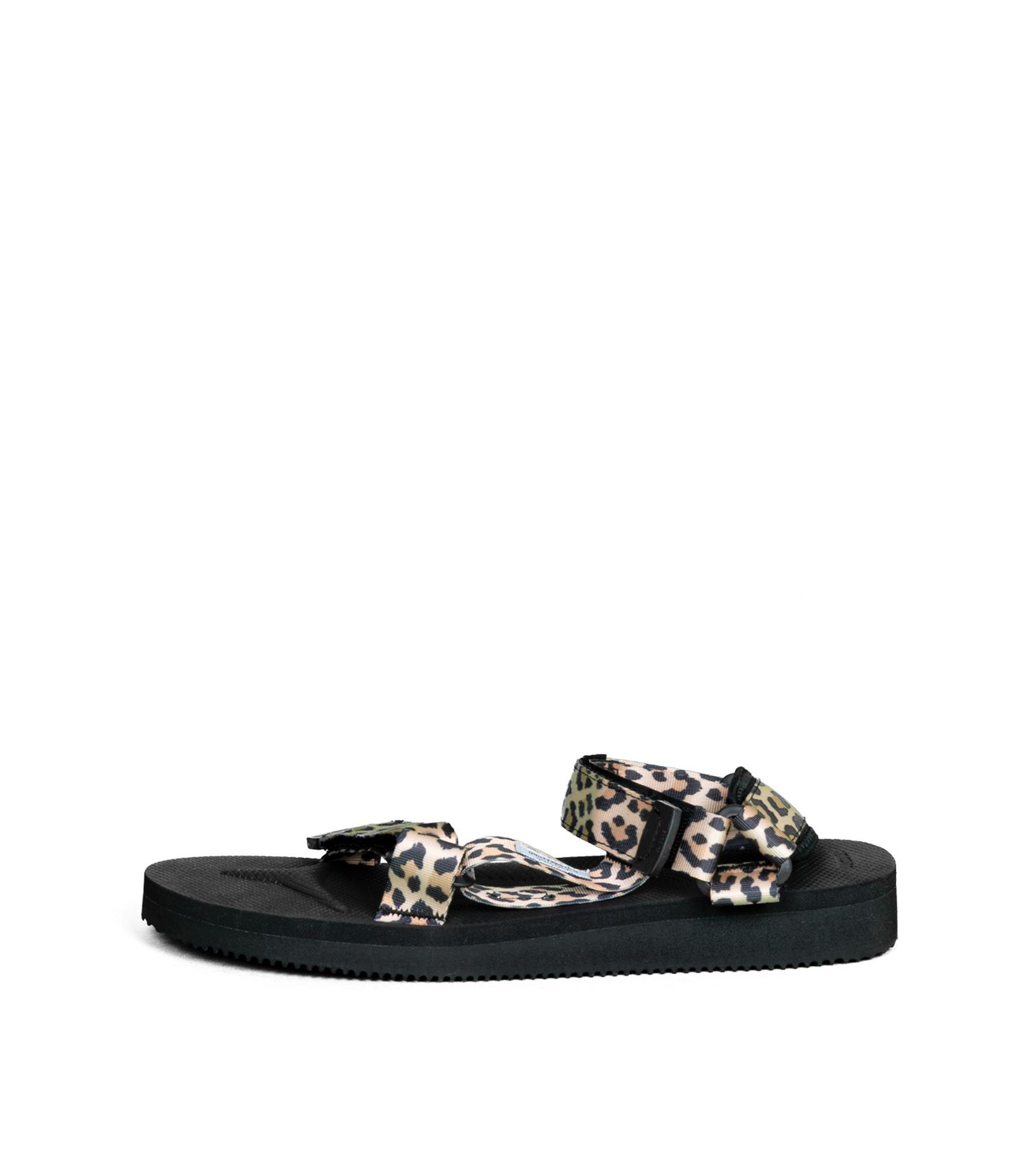 "Depa Cab Beach Sandal x Wacko Maria ""Leopard""-3"