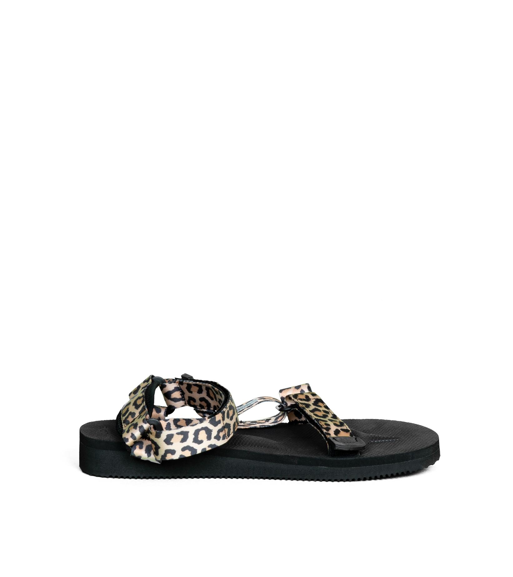 "Depa Cab Beach Sandal x Wacko Maria ""Leopard""-4"