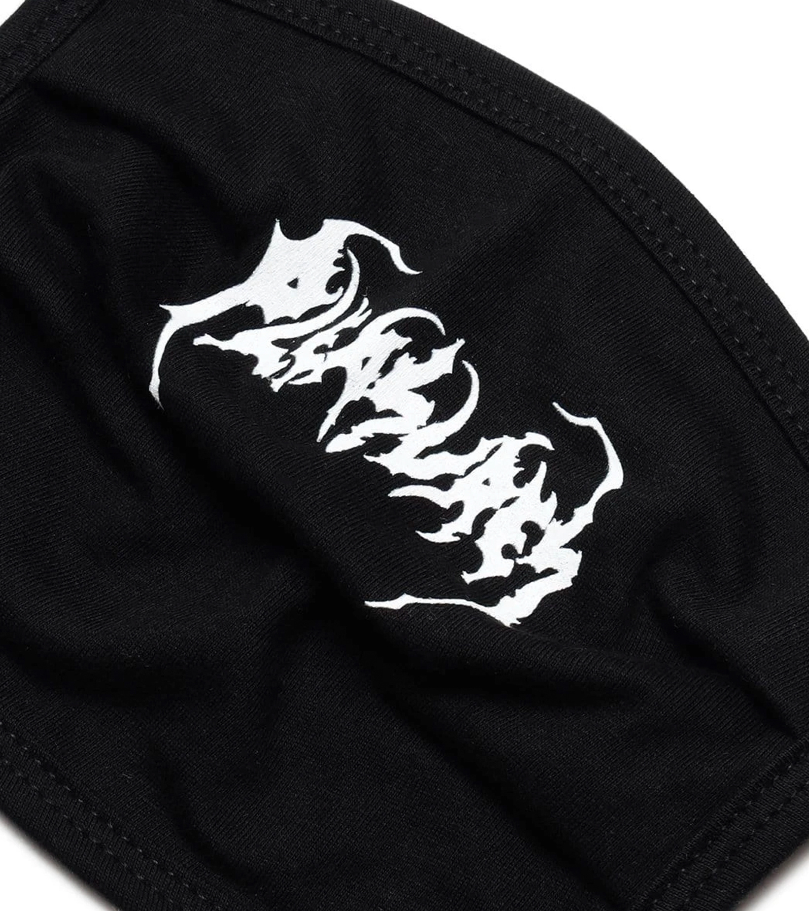 """Lonesome Face Mask """"Black""""-2"""