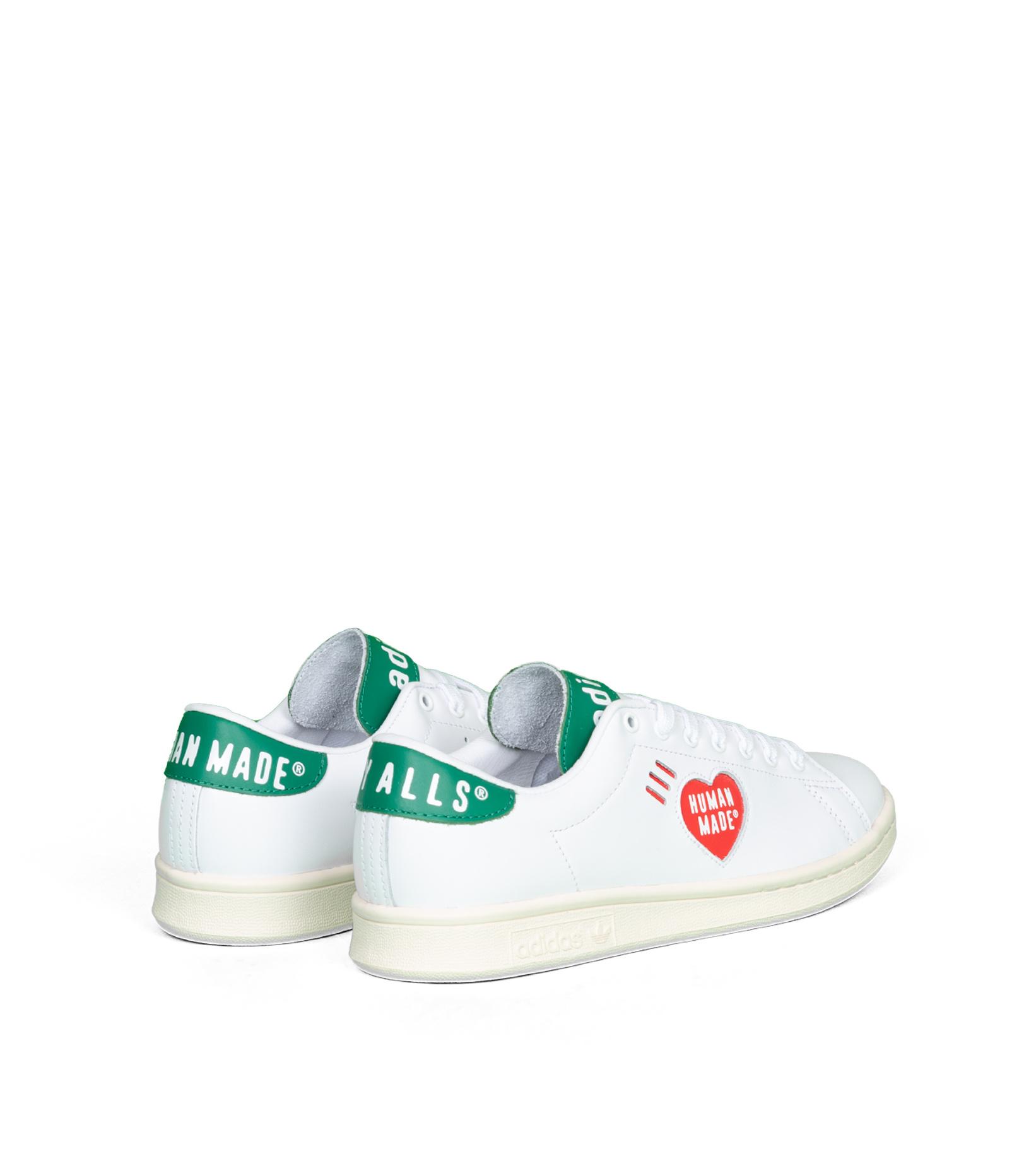 "Stan Smith x Human Made ""White/Green""-2"