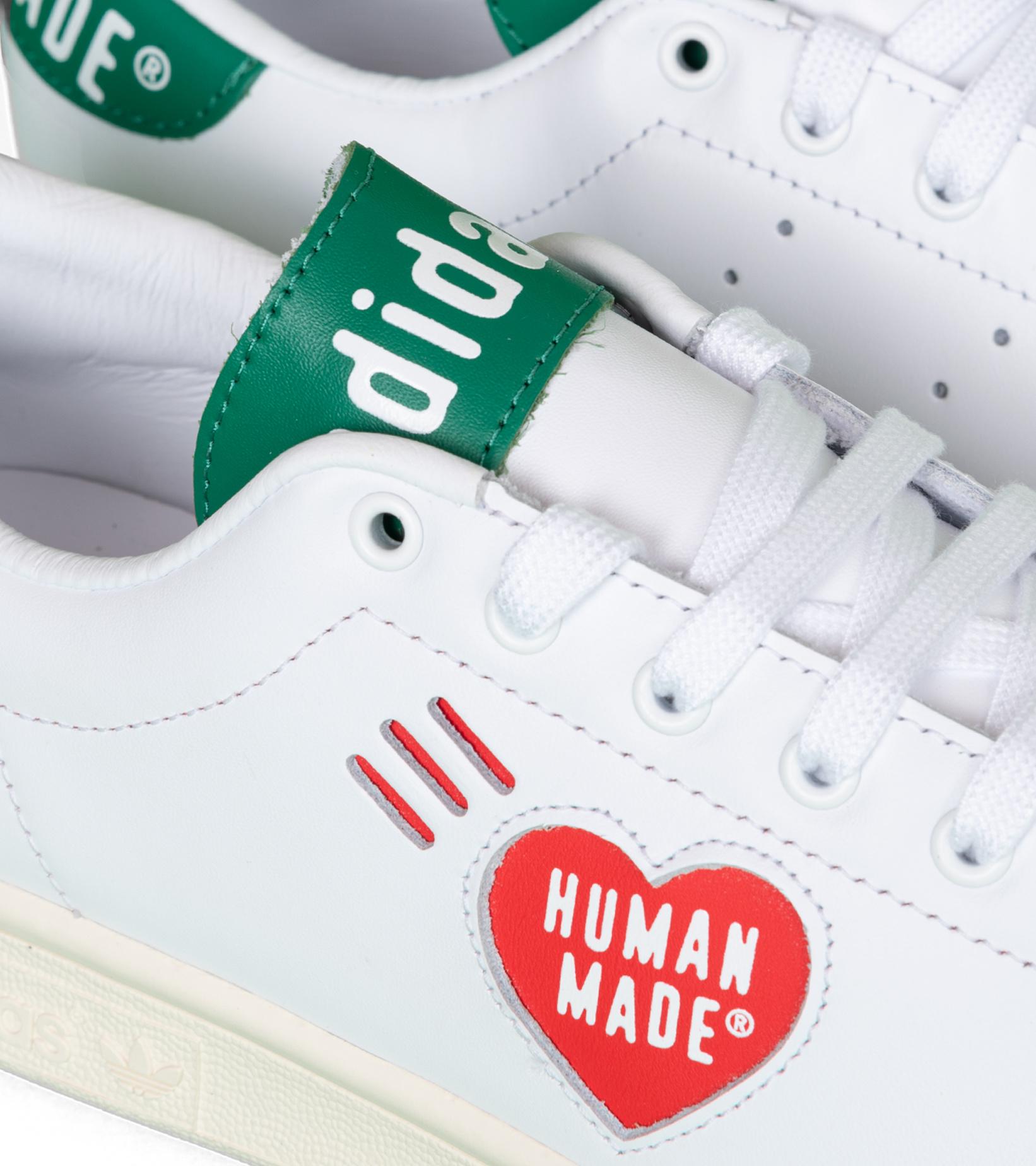 "Stan Smith x Human Made ""White/Green""-6"