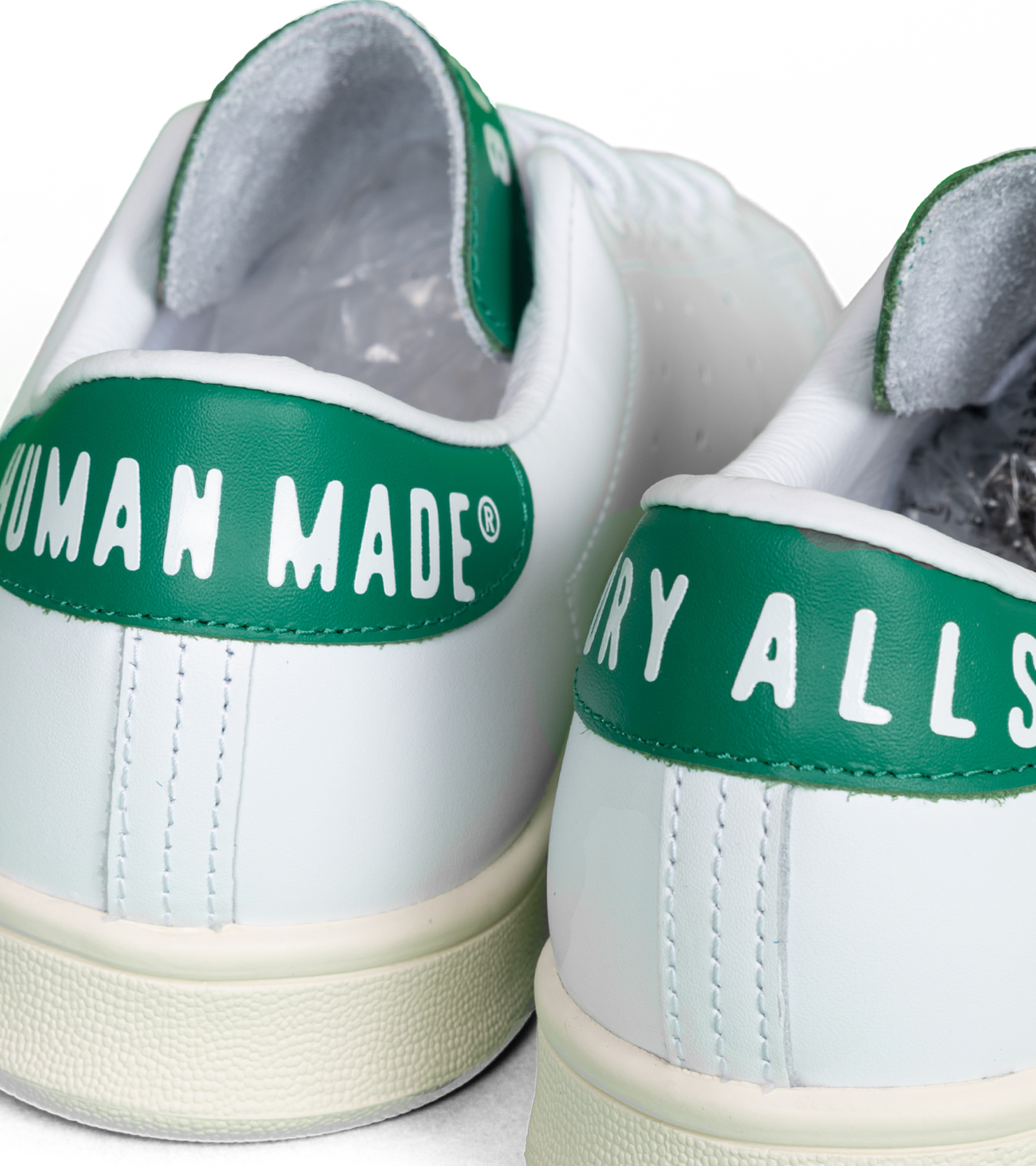 "Stan Smith x Human Made ""White/Green""-7"