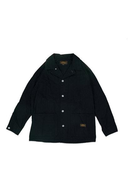 "S.C.C. Denim Jacket ""Black"""