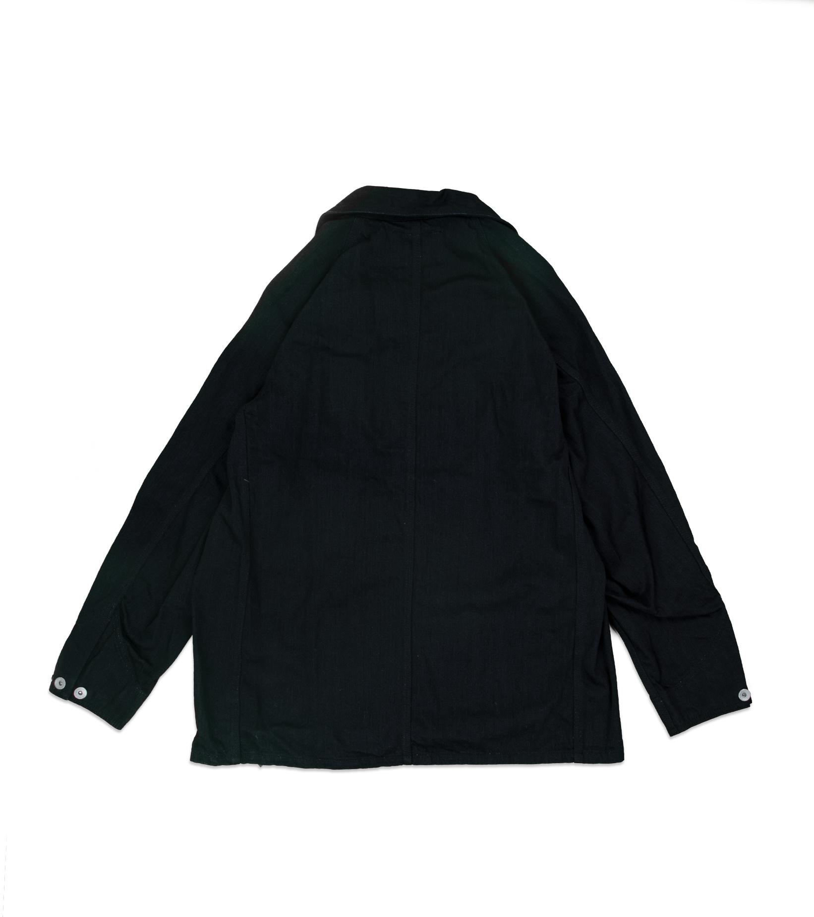 "S.C.C. Denim Jacket ""Black""-2"