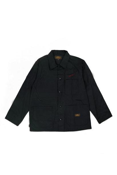 """Coverall EC Jacket """"Black"""""""