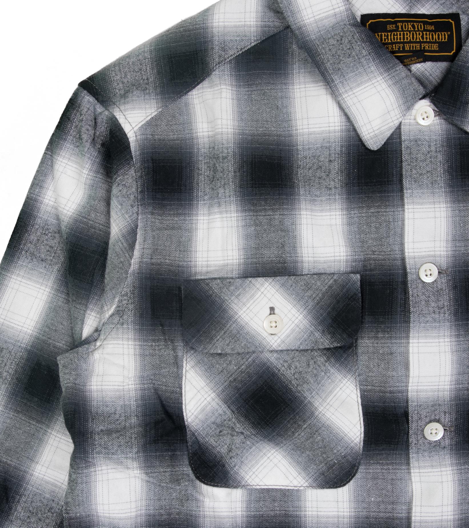 "B&C Shirt ""Black""-3"