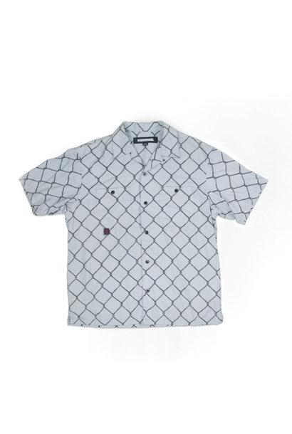 "Wire SS Shirt x Gramicci ""Grey"""