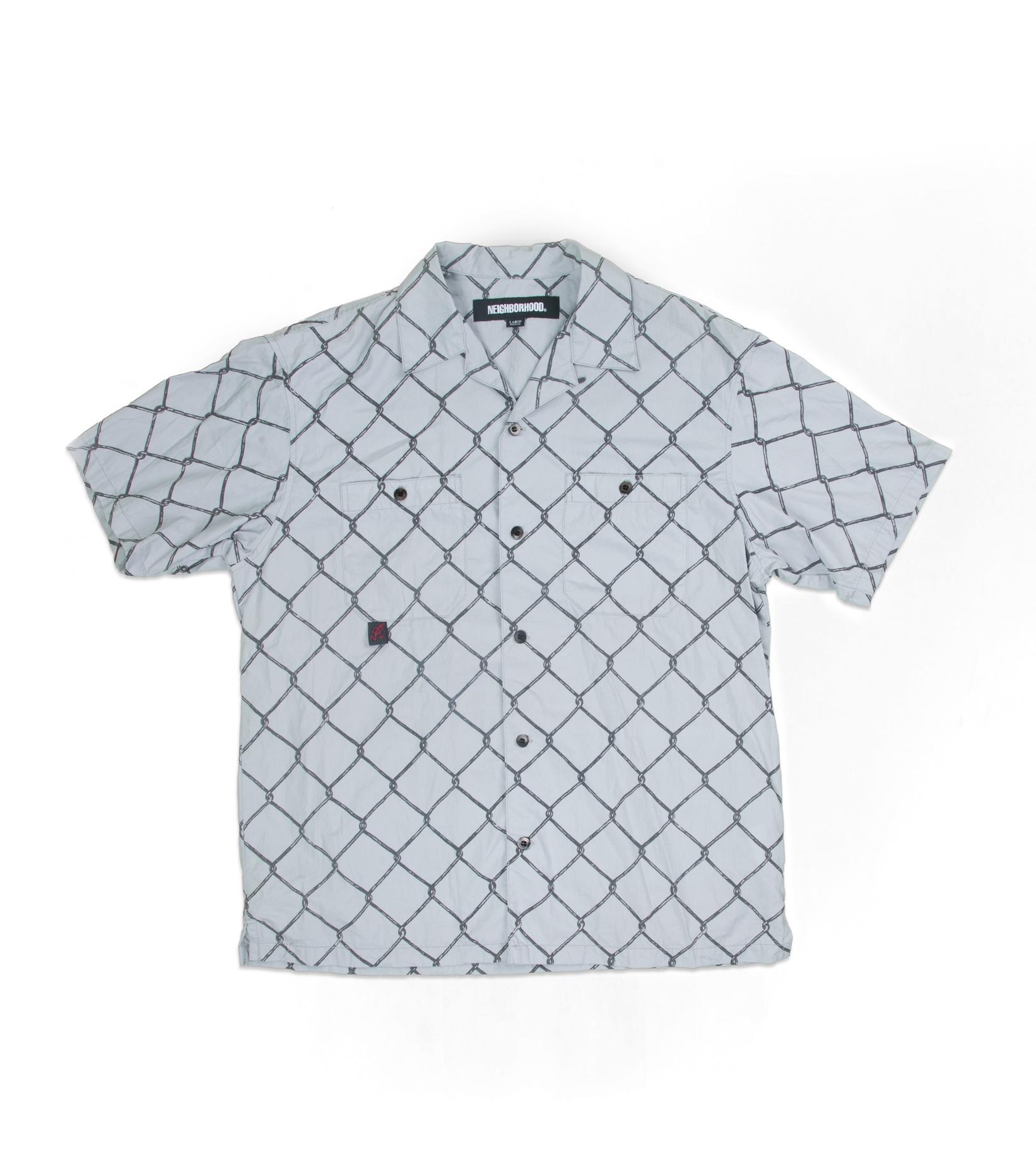 "Wire SS Shirt x Gramicci ""Grey""-1"