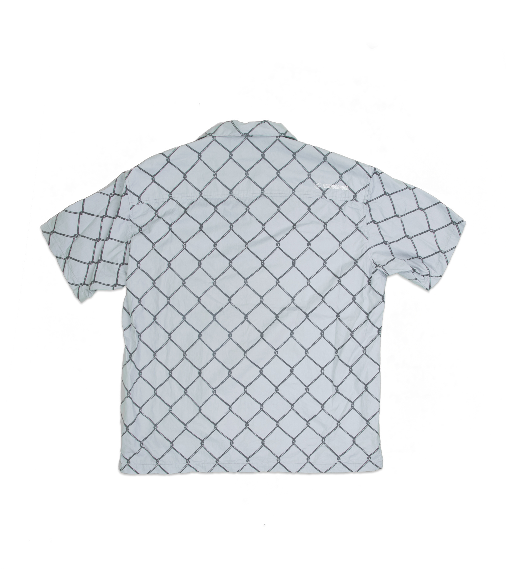 "Wire SS Shirt x Gramicci ""Grey""-2"