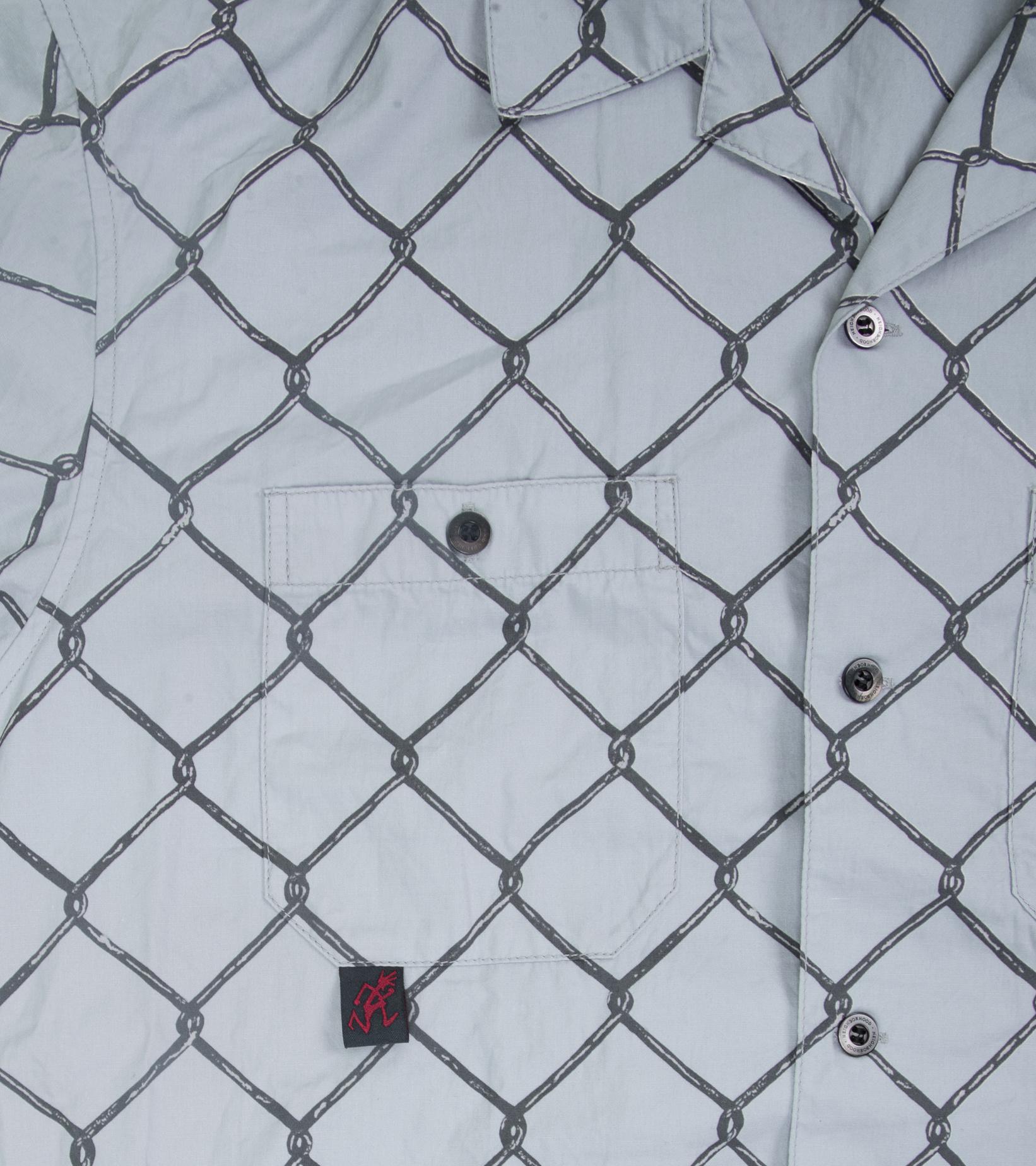 "Wire SS Shirt x Gramicci ""Grey""-3"