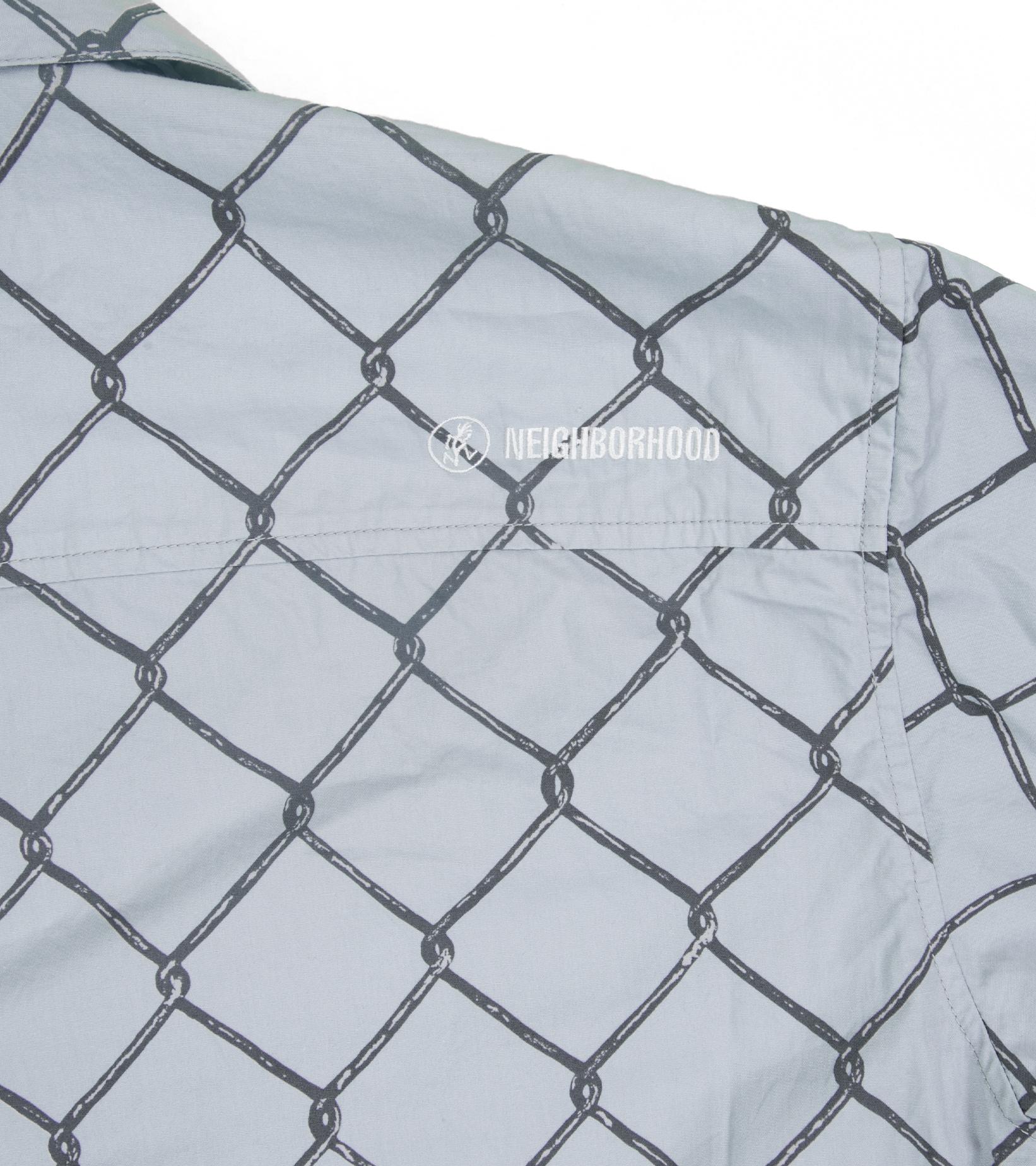 "Wire SS Shirt x Gramicci ""Grey""-4"