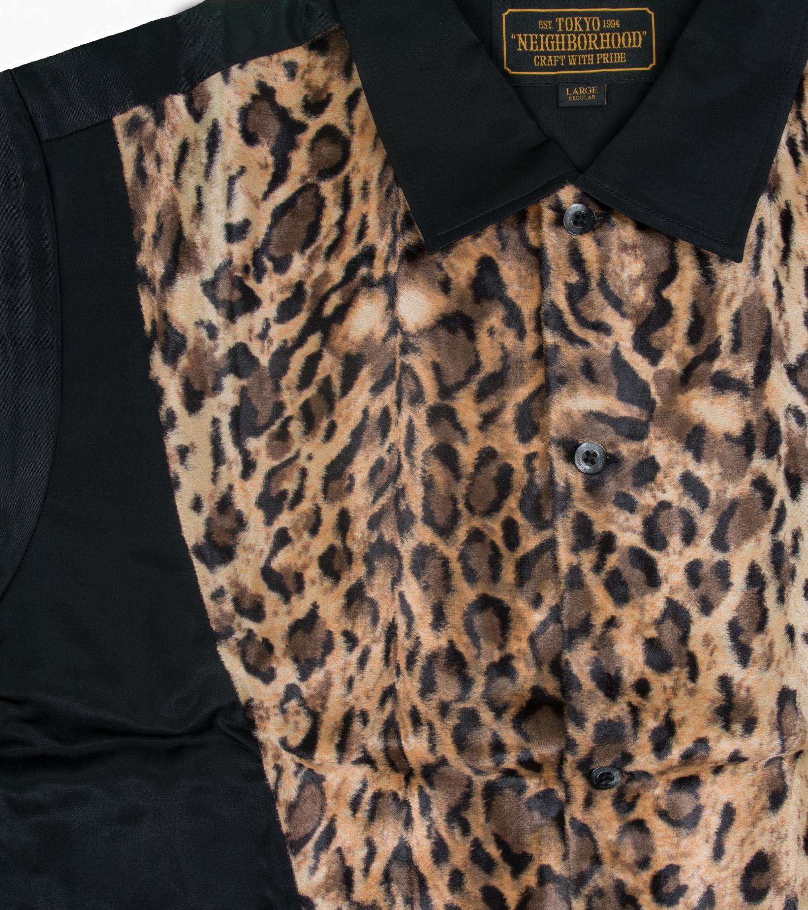"""T.D. SS Shirt  """"Leopard""""-3"""