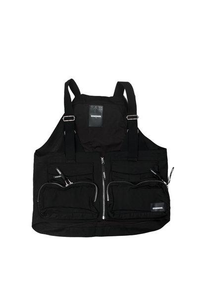 """Military Pack C Vest """"Black"""""""