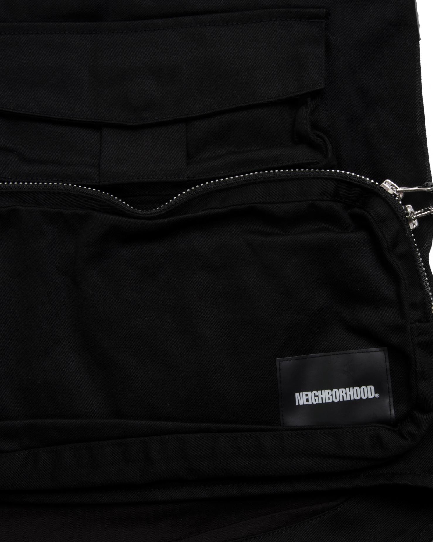 """Military Pack C Vest """"Black""""-5"""